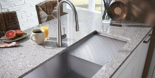repair cracks, chips, scratches and surface defects to most stone, laminate bench tops and cabinetry, we also polish stainless steel kitchen and laundry sinks