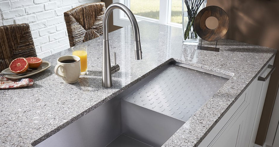 ... Stainless Steel Sink Repairs. Repair Cracks, Chips, Scratches And  Surface Defects To Most Stone, Laminate Bench Tops