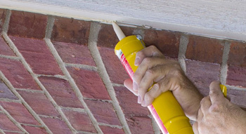 external caulking